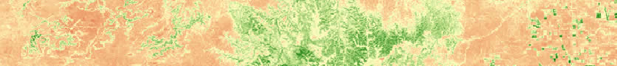 Landsat Colorado NDVI